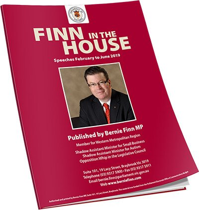 Cover image of Finn In The House